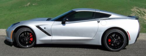 Stripe it All Corvette C7 Stingray Z06 Rim Wheel Color Matching Stripes