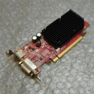 128MB Dell KJ334 0KJ334 Ati Radeon X1300 Pci-e DVI S-VID-OUT Carte Graphique