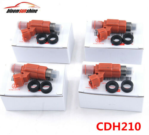 2000-up 115HP Yamaha Outboard Marine Flow Matched Fuel Injector Set CDH210