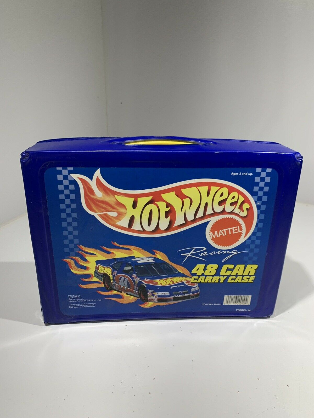 Hot Wheels 47 Loose Lot w  Carry Case 90s 00s