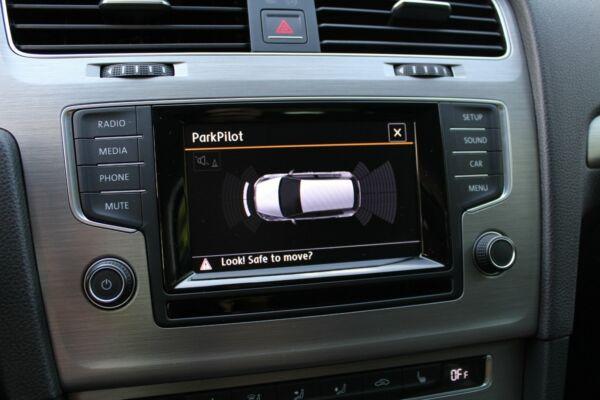 VW Golf VII 1,4 TSi 140 R-line BMT billede 8
