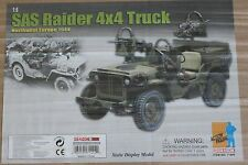 dragon british sas raider 4x4 truck jeep boxed1/6 12'' l boxed hot toy did cyber