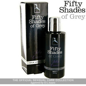 Fifty Shades of Grey - Silky Caress Lubricant Librificante Setoso Base d'Acqua