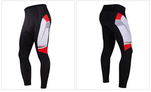 Pro-Men-039-s-Mountain-Bike-Bicycle-Pants-3D-Padded-MTB-Cycling-Long-Tight-Trousers