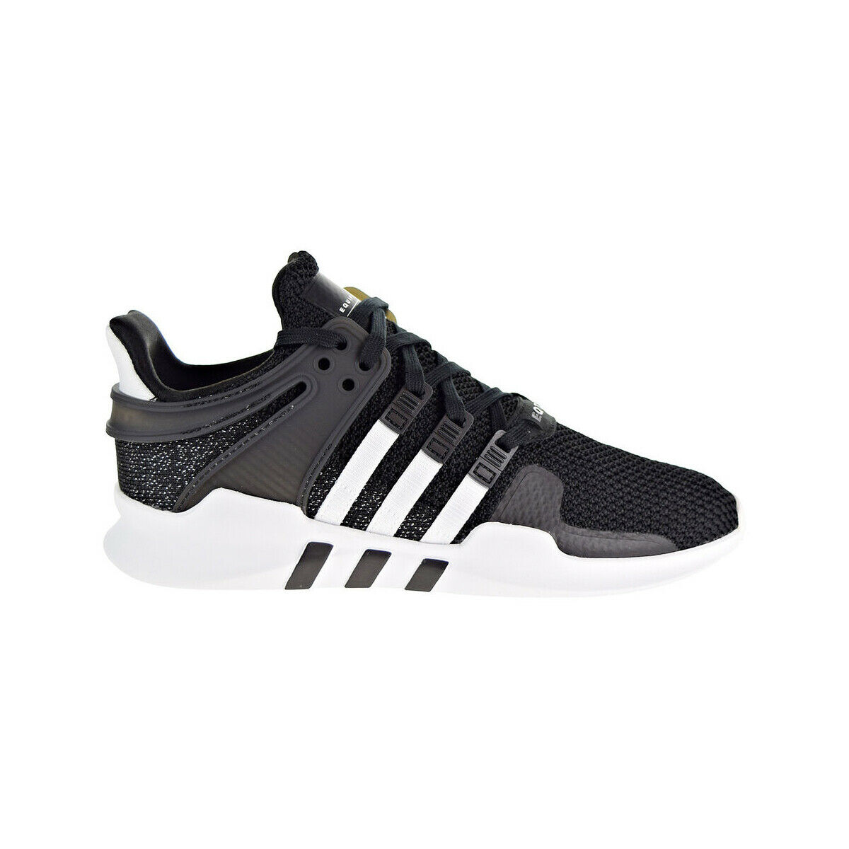 Adidas Women Originals EQT Support ADV Black and White Style B37539