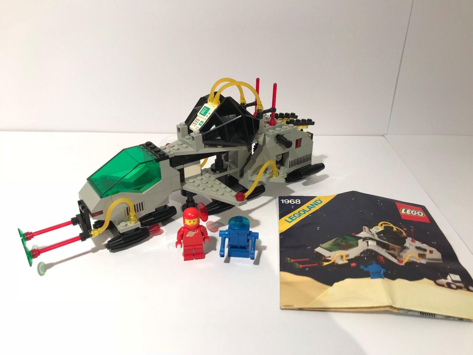 LEGO ® Legoland Space Classic 1968 UNKNOWN Set 80 80 80 er Selten mit Original BA e3161c