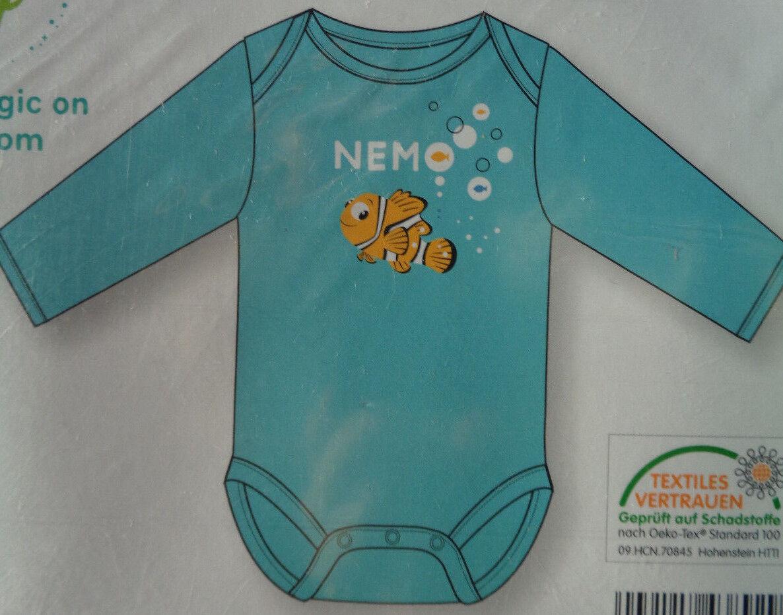 50//56-86//92 Disney Nemo Baby Body Gr