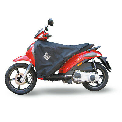 Termoscud coprigambe per scooter R153X Nero NEW MODEL 2017