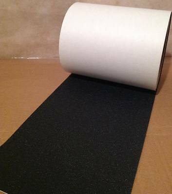 "2"" x 60' Rubberized Anti Slip Safety Tape Non Skid Stair Step Grip Jessup 3510-2"