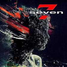 """Seven CD """"Seven"""" 2014 Melodic Rock AOR with Mike Devine and Josh Devine"""
