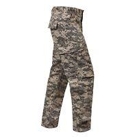 PANTS BDU Cargo 6 Pockets ACU Digital Twill Poly/Cotton Sizes S,M,L,XL,2X,