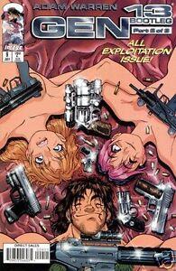 GEN 13 BOOTLEG # 9 NM- (Image, 1997) original Comic Book
