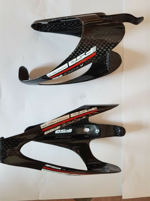 Portaborraccia carbonio ELITE PASE Carbon bike Bottle Cage 100/% ORIGINALE