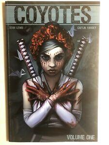 COYOTES-volume-one-2018-Image-Comics-TPB-1st-FINE