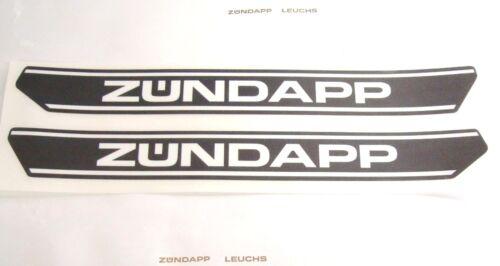 Zündapp Aufkleber Sickentank ZD ZR ZS ZA 25 40
