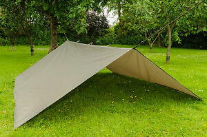 Bushcraft-Camping-Tarp-Basha-Bivvy-Shelter-in-Olive-or-Black