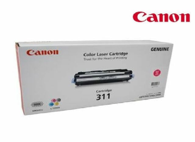 Brand New Genuine canon CART311M Magenta Toner Cartridge for LBP5360 / MF9170C
