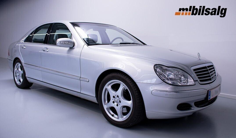 Mercedes S320 3,2 CDi aut. 4d - 239.900 kr.