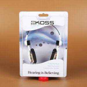 Koss-Porta-Pro-On-Ear-Headphones-With-Nylon-Wire-White-High-Deep-Bass