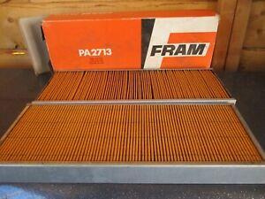 PA2713 New Fram Air Filter Fits: Bedford Blitz J4 J5 J6 TK VAL VAM