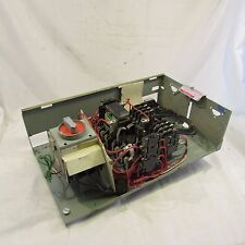 GENERAL ELECTRIC IC7700 LINE 385X0331 M02 C2R MCC FVNR BUCKET 15HP 460V **XLNT**