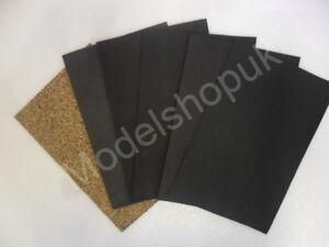 New Neoprene Sponge Rubber PE foam Nitrile Bonded Cork Sheet