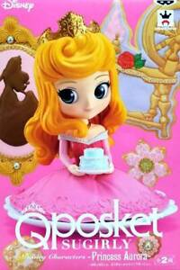 Details about Q posket Disney Characters Sugirly Normal Color Aurora /  Sleeping Beauty