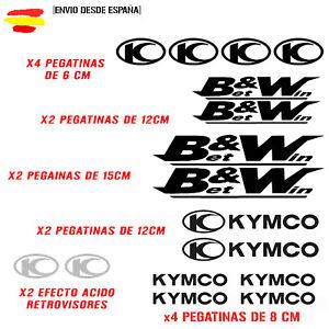 PEGATINA-VINILO-ADHESIVO-KYMCO-BET-amp-WIN-MOTO-VINIL-STICKER-DECAL-KIT-DE-16-unds