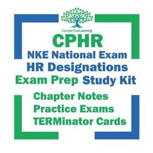CPHR NKE National Knowledge Human Resources Leader Exam Prep 2020 Human Resources HRPA Study Kit Canada Preview