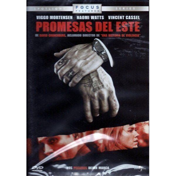 Promesas del Este (Eastern Promises) (DVD Nuevo)