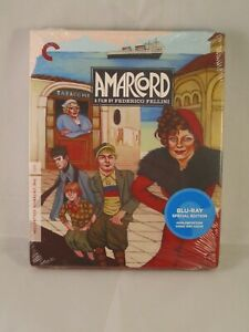 Amarcord-Blu-ray-Criterion-Collection-digipak-SEALED-Fellini