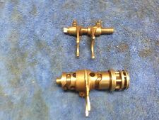 Honda CR250 Elsinore Engine Shift Drum Forks  CR 250  1975 Gears Shifter Lever