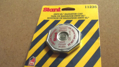 1 STANT #11235 RADIATOR CAP 20LBS PRESSURE,MANY BMW,CHRYSLER,DODGE,JEEP,MERCEDES