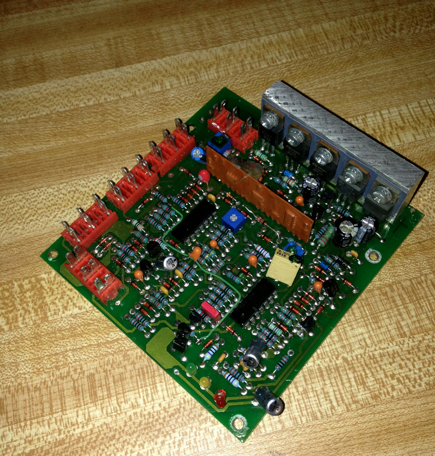 UNKNOWN BRAND NAME CIRCUIT BOARD CARD H3435 H-3435 FCS-1147J FCS1147J