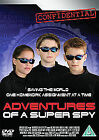 Adventures Of A Super Spy (DVD, 2007)