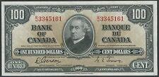 CANADA BC-27b $100 1937 GORDON / TOWERS -- GEM UNC -- WL8155