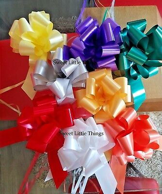 X 5m flowers and craft use Gold quality florist ribbon for gifts hampers