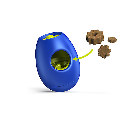 Tikr Interactive Dog Snack Activity Toy Treat Dispenser Small Medium Dogs