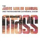 The Rochester Mass [Digipak] * by Rochester Cathedral Choir/James Taylor Quartet (Organ/Keys) (CD, Nov-2015, Cherry Red)