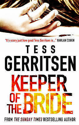 Keeper of the Bride (MIRA) by Tess Gerritsen, Acceptable Book (Paperback) FREE &
