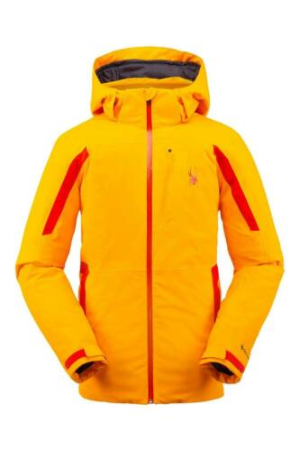 SPYDER Skijacke Ski Jacke Men/'s Copper GTX Jacket Herren flare rot gore-tex