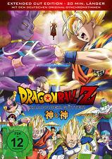 Dragonball Z: Kampf der Götter - Extendet Cut Edition -  DVD - Neu u. OVP