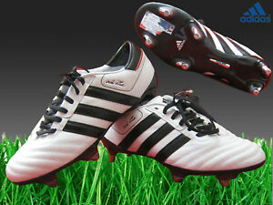 timeless design cc702 a43b8 Image is loading New-adidas-adiPURE-III-TRX-SG-Boots-WHITE-