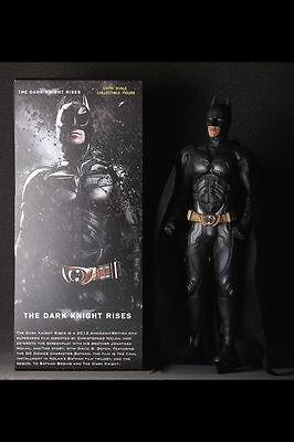 The Dark Knight Rises Batman 3 Big 50CM 1/4 Scale Figure Figurine Statue IN BOX