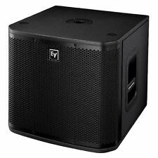 "EV Electro Voice ZXA1-Sub 12"" Active Powered Portable DJ PA Subwoofer"