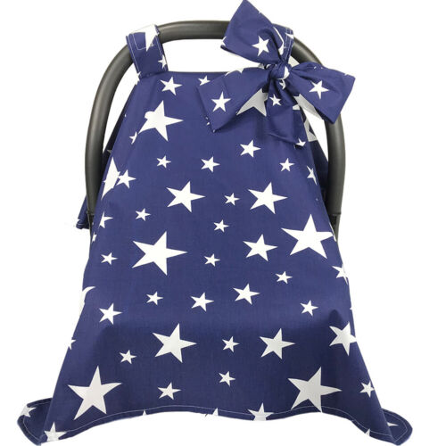 BABY STROLLER PRAM COVER BLANKET BOWKNOT BREATHABLE SUN SHADE CANOPY SUPREME