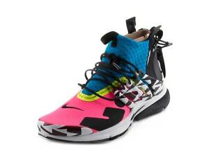 size 40 20154 db3b4 Image is loading Nike-Mens-Air-Presto-Mid-Acronym-Racer-Pink-