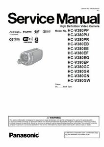 camcorder service manual user guide manual that easy to read u2022 rh sibere co jvc camcorder repair manual Tractor Service Manuals
