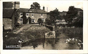 Lavendon-near-Olney-amp-Turvey-The-Mill