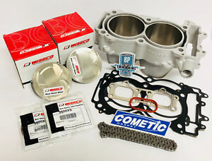 17 XP1000 XP 1000 Cylinder Top End Rebuild Kit Complete JE CP Wiseco Pistons